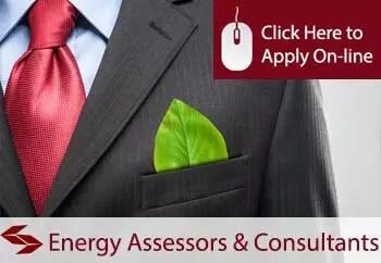energy assessors public liability insurance
