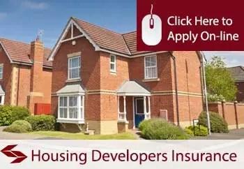 housing developers public liability insurance