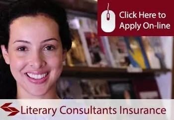 literary consultants public liability insurance