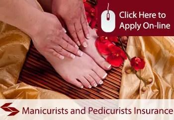 manicurists and pedicurists liability insurance