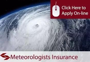 meteorologists public liability insurance