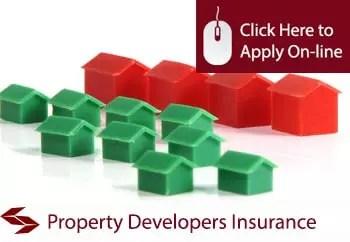 property developers public liability insurance