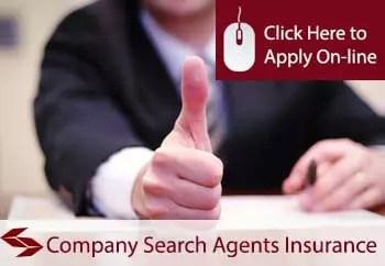 company search agents  liability insurance