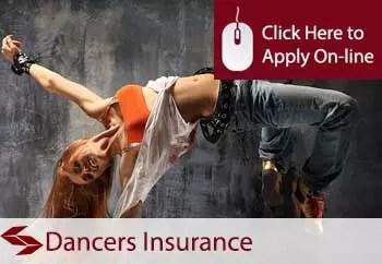 dancers public liability insurance
