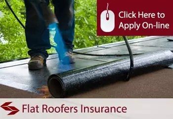 flat roofers liability insurance