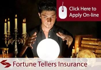 fortune tellers public liability insurance