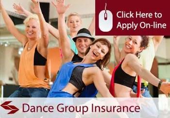 dance group liability insurance