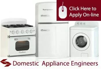 domestic appliance maintenance engineers liability insurance
