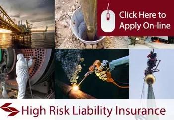 high risk public liability insurance