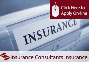 insurance consultants liability insurance