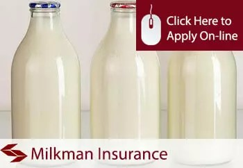 milk delivery roundsmen liability insurance