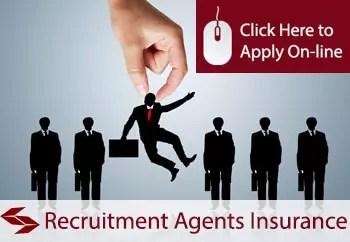 recruitment agents public liability insurance