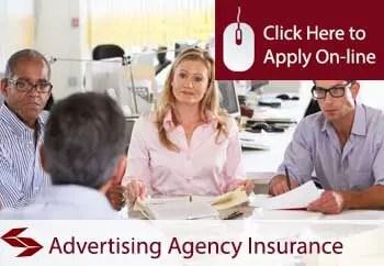 advertising agents public liability insurance