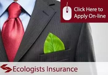 ecologists public liability insurance