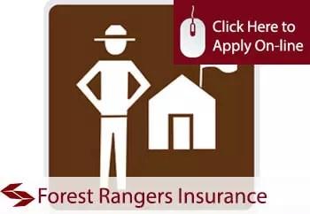 forest rangers public liability insurance