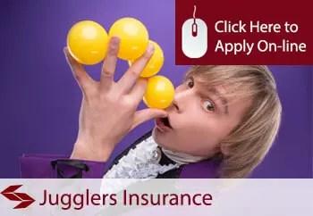 jugglers public liability insurance