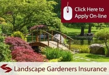 landscape gardeners public liability insurance