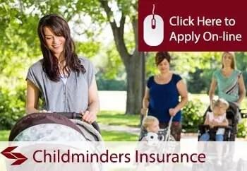 child minders public liability insurance