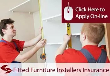 fitted furniture installers public liability insurance