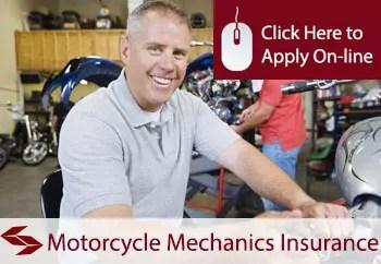 motorcycle mechanics public liability insurance