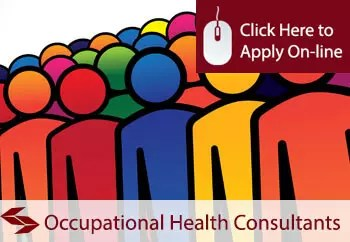occupational health consultants liability insurance