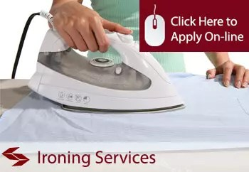 ironing services liability insurance