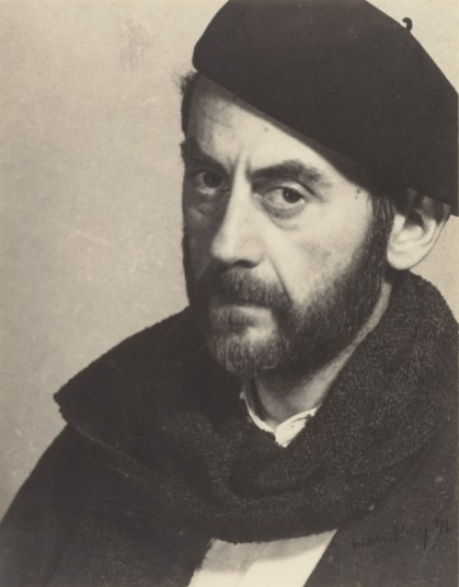 Self Portrait with Beret, 1946