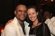 Kevin Mambo and Kimberly Grigsby. Photo by Lia Chang