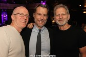 Maury Schott, Christopher Randolph and Thomas Schall attend The 52nd Street Project's Fancy That Benefit at The Edison Ballroom in New York on May 4, 2015. Photo by Lia Chang