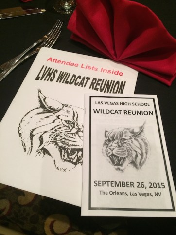 2015 37th Anniversary - Annual Wildcat Reunion at The Orleans Hotel and Casino in Las Vegas, NV on September 26, 2015. Photo by Lia Chang