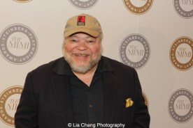 Stephen McKinley Henderson attends the 2015 Steinberg Playwright Awards on November 16, 2015 in New York City. Photo by Lia Chang