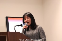 Beatrice Chen, Director of Public Programs & Digital MOCA Coordinator, at the Museum of Chinese in America on January 30, 2016. Photo by Lia Chang