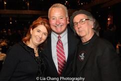 Iris White, Robin Treadway and Mark Linn Baker. Photo by Lia Chang