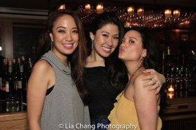 Jaygee Macapugay, Ruthie Ann Miles and Diane De Boer. Photo by Lia Chang