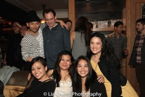 Jeigh Madjus, Matt Stine, Renee Abulario, Liz Casasola, Janelle Velasquez and Diane De Boer. Photo by Lia Chang