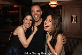 Ruthie Ann Miles, Jose Llana and Jaygee Macapugay. Photo by Lia Chang