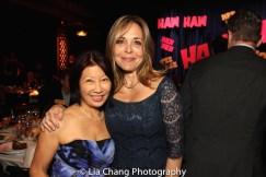 Suzen Murakoshi and Alexandra Gersten Vassilaros. Photo by Lia Chang