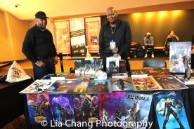 4th Annual Urban Action Showcase and Expo at the AMC Empire 25 Times Square in New York on November 12, 2016. Photo by Lia Chang
