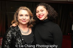 Constanza Romero and her daughter Azula Carmen Wilson. Photo by Lia Chang