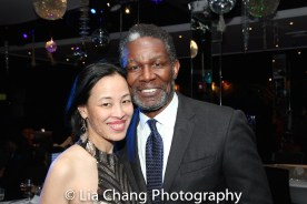 Lia Chang and John Douglas Thompson