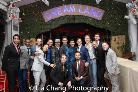 Joe Muscolino, Kei Tsuruharatani, Bobby Pestka, Travis Ward-Osborne, Dan Horn, Tim Wildin, Christopher Vo, Billy Bustamante, Charlie Williams, Jesse Robb, Kevin Zak and Peyton Royal. Photo by Lia Chang