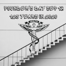 Chiropractors celebrate Founders Day on September 18