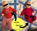 Can babies have posture problems?