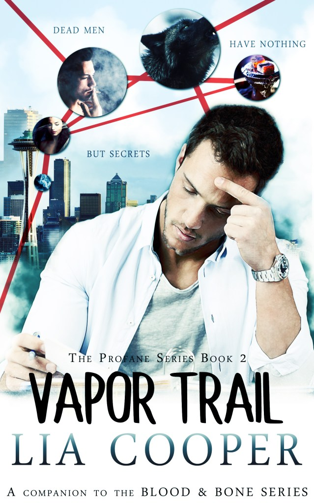 Book Cover: Vapor Trail