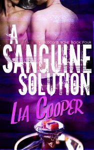 Book Cover: A Sanguine Solution