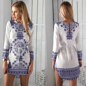 Vestidos Primavera/Verão 2018 em lindas Tendências