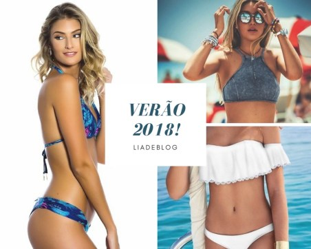 b4b2743b6 Biquíni 2018 todas as tendências da moda praia para esse verão