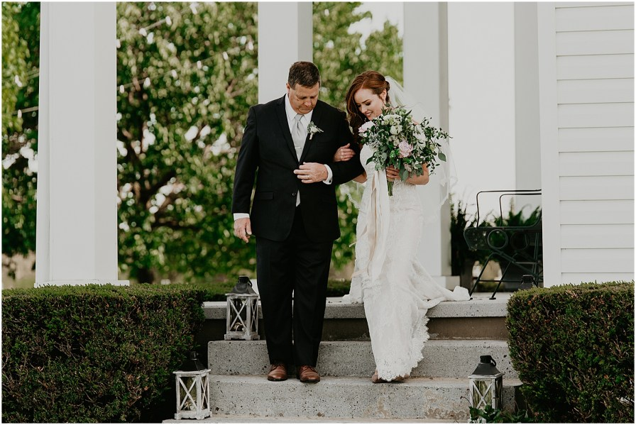 Private Estate Wedding Ceremony in Virginia