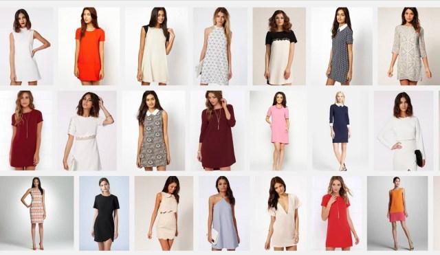 zalora-shift-dress