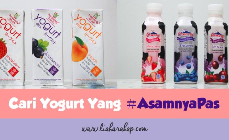 Yogurt Asamnya Pas